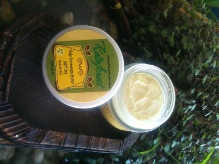 Safe Sunscreen Butter SPF 30